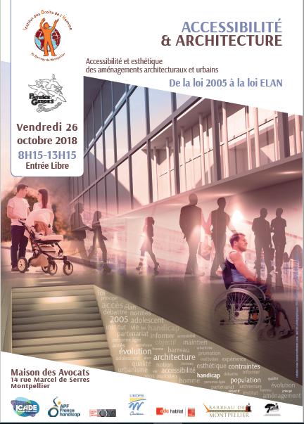 Affiche Colloque Handicap