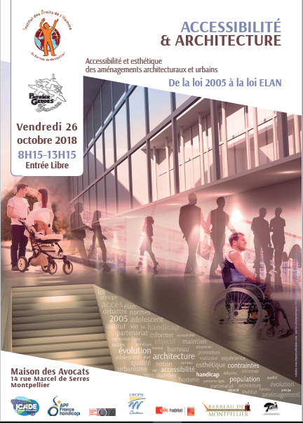 Affiche Colloque Handicap
