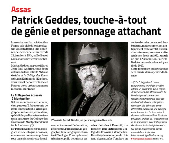 Article Midi Libre